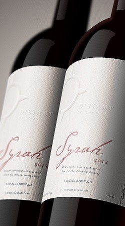 2012 Estate Syrah