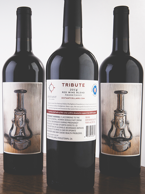 2014 Tribute Red Blend (3 Pack) Image